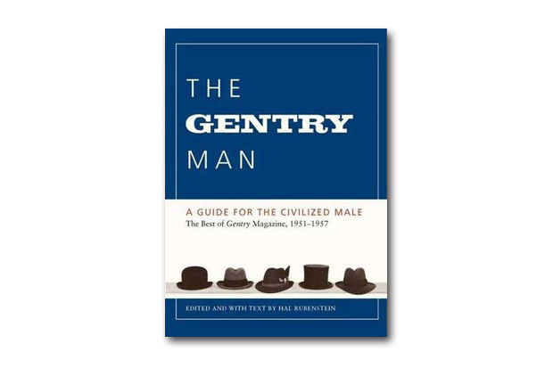 the gentry man book a guide for the civilized male