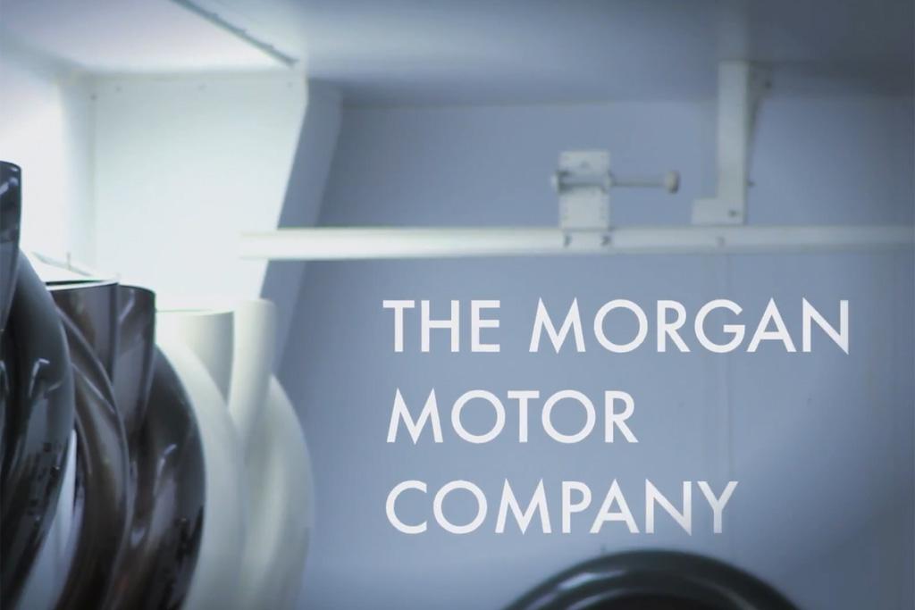 The Hand Assembly of a Morgan Motor Company Car