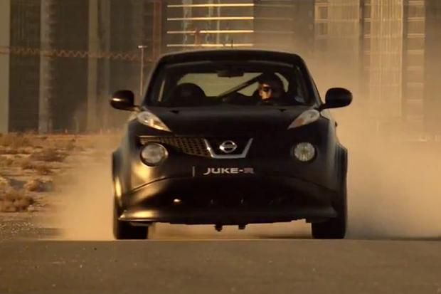 The Nissan Juke-R: Desert Nemesis Video