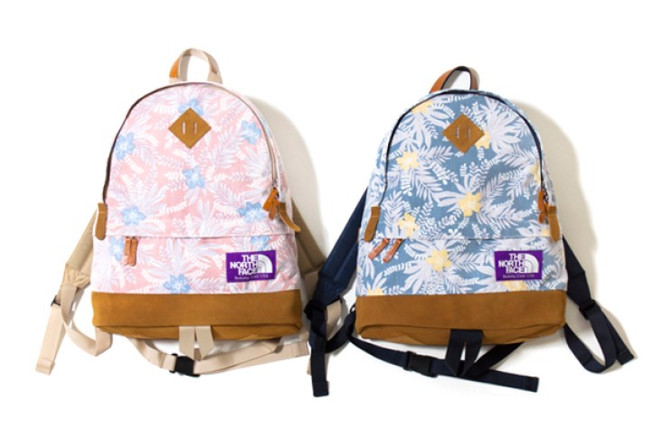 THE NORTH FACE PURPLE LABEL 2012 Summer Bag Collection