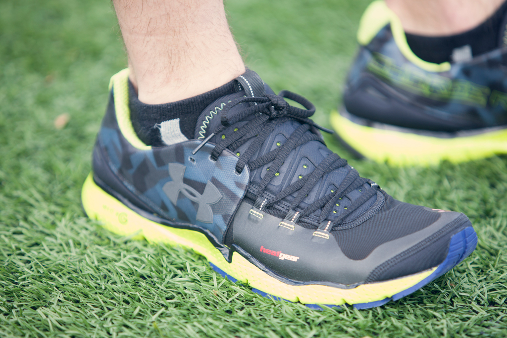 The HYPEBEAST Review: Under Armour Charge RC