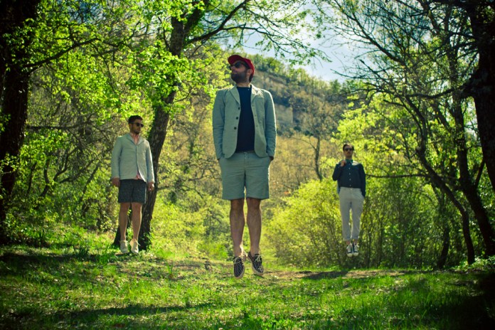 "TheNextDoor 2012 Spring/Summer ""Les Habitues"" Lookbook"