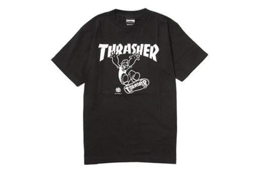 Popeye x Thrasher 2012 Spring/Summer T-Shirt