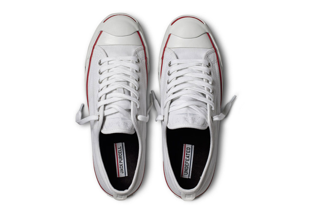 Undefeated for Converse 2012 Summer Jack Purcell Collection