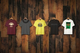 UNDERCOVER 2012 Revival Tee Project