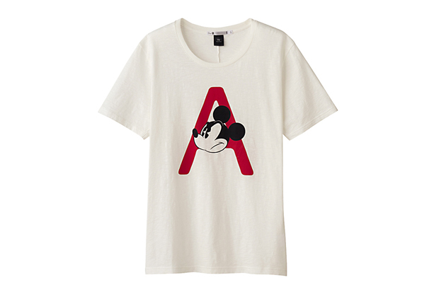 "UNDERCOVER for Uniqlo ""UU"" Disney T-Shirt Collection"