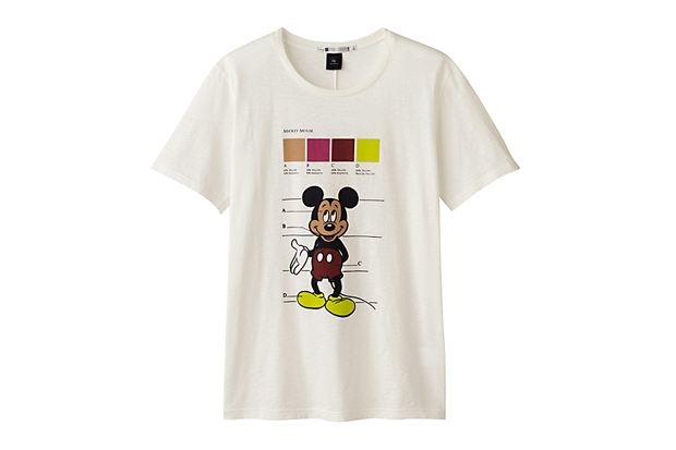 """UNDERCOVER for Uniqlo """"UU"""" Disney T-Shirt Collection"""