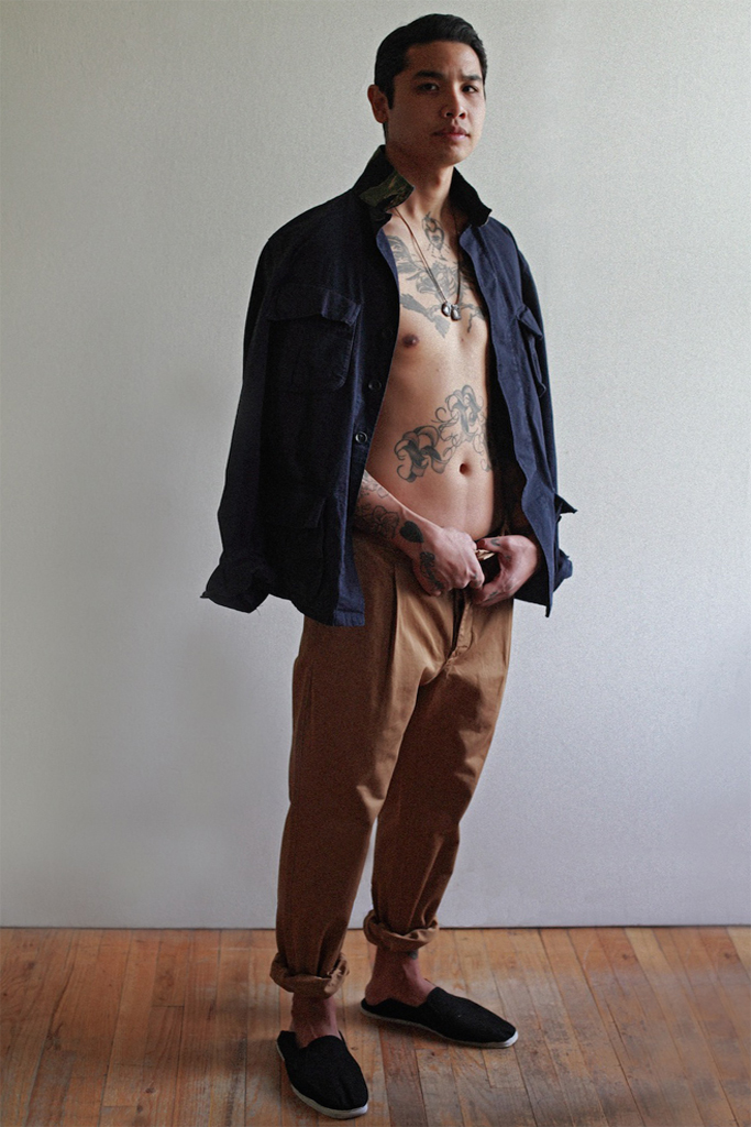 UNIS 2012 Spring/Summer Lookbook