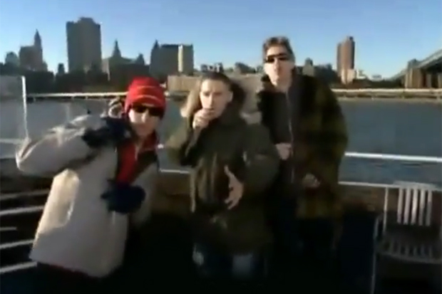 Unreleased Beastie Boys Performance from Chappelle's Show