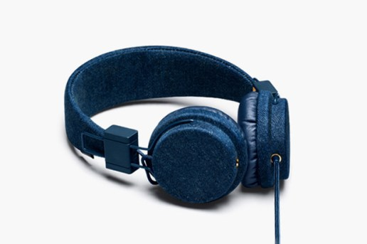 Urbanears Plattan Denim Headphones