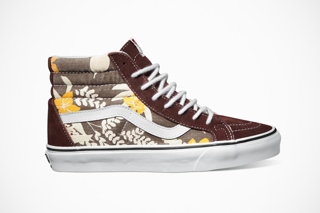 """Vans 2012 Fall """"Van Doren"""" Series"""