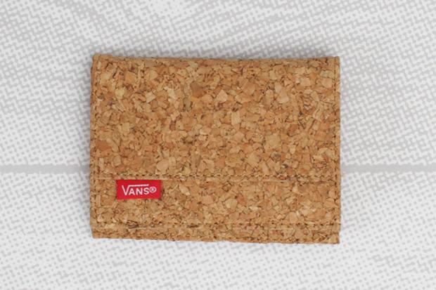 Vans Authentic Cork Bi-Fold Wallet