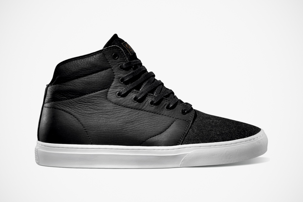 "Vans OTW 2012 Fall The Alcon ""Wool Black"""