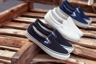 Vans Vault 2012 Summer OG Classic Slip-On LX Pack