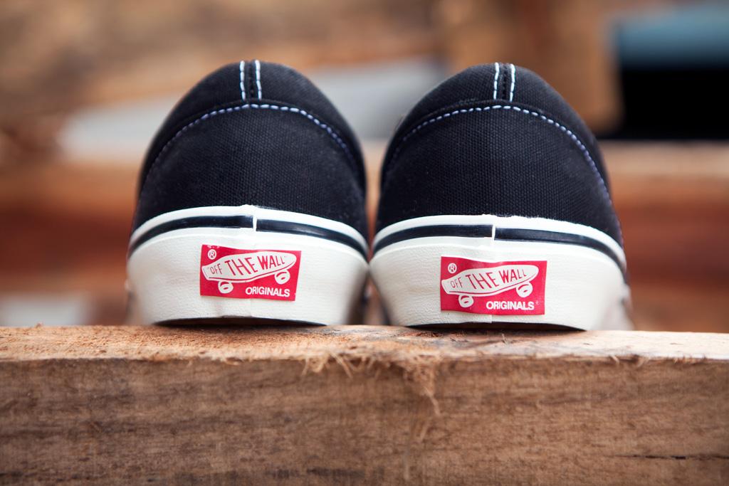 Vans Vault 2012 Summer OG Classic Slip-On LX Pack