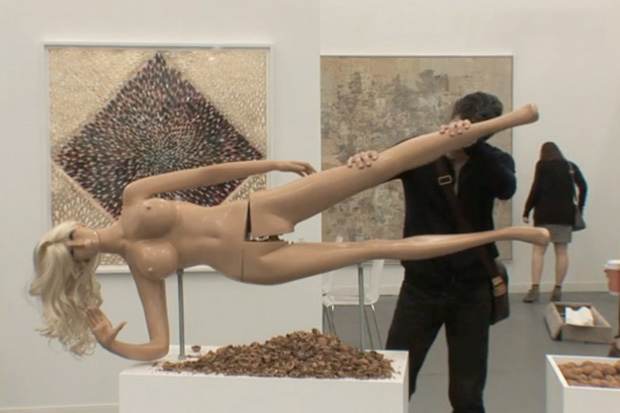 VernissageTV: 2012 Frieze Art Fair NYC Video