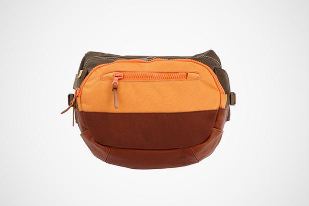visvim 2012 spring summer ballistic 8l waist pack
