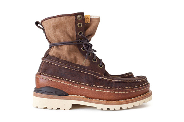 visvim GRIZZLY BOOTS MID-FOLK *F.I.L. EXCLUSIVE
