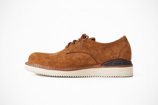 visvim VIRGIL PLAIN TOE-FOLK *F.I.L. EXCLUSIVE
