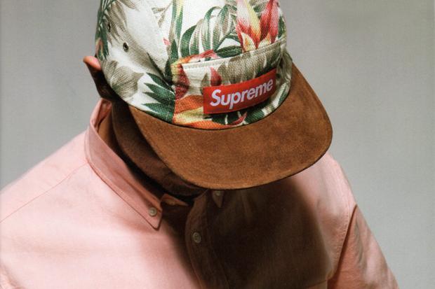 WARP: Supreme 2012 Spring/Summer Collection Editorial