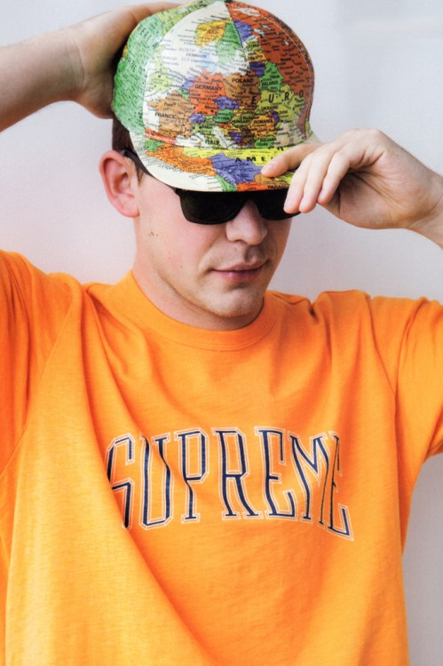 WARP: Supreme 2012 Spring/Summer Collection Editorial