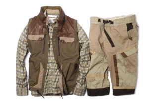 White Mountaineering 2012 Spring/Summer New Releases