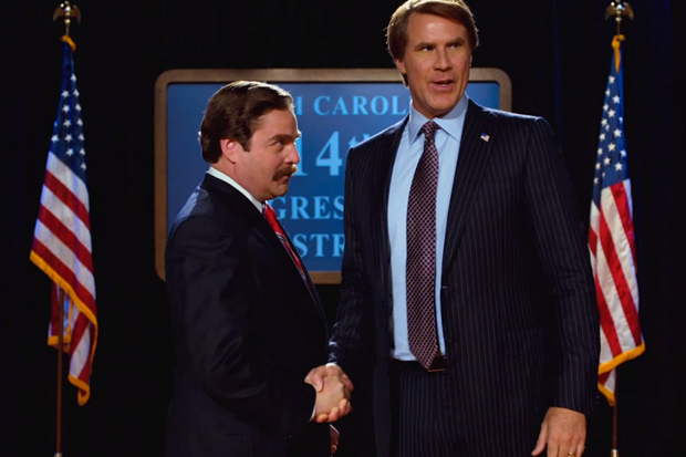 Will Ferrell & Zach Galifianakis' Political Battle in 'The Campaign'