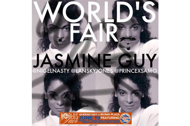 World's Fair - Jasmine Guy