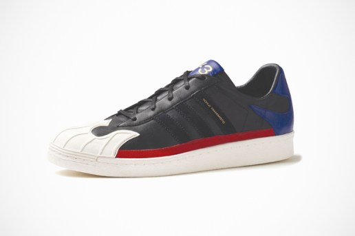 Y-3 2012 Fall/Winter Nomad Star Low