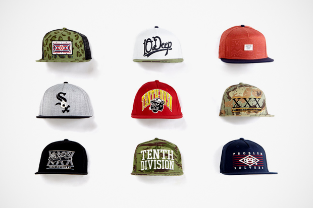 10 deep 2012 summer collection