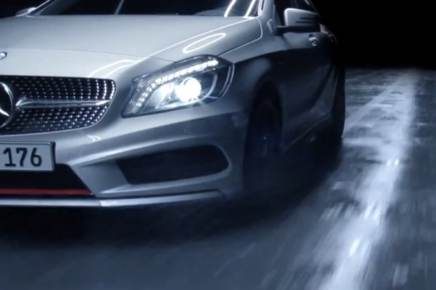 "2012 Mercedes-Benz A-Class ""Commencement"" Commercial"