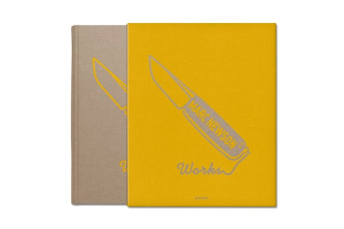 610-Page Archive of Marc Newson's Complete Works to Date