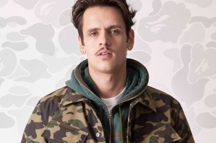 A Bathing Ape 2012 Fall/Winter Lookbook