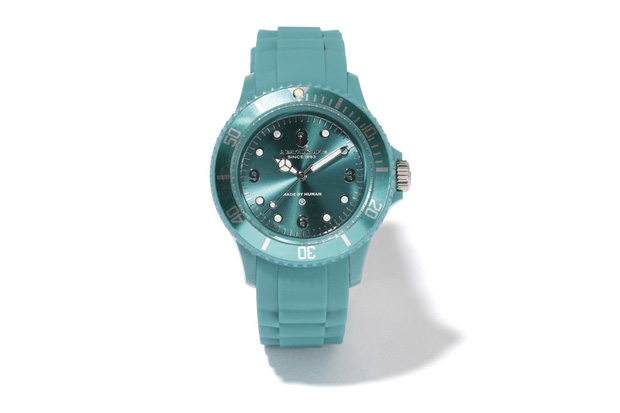 A Bathing Ape 2012 Spring/Summer RUBBER CLEAR BAPEX