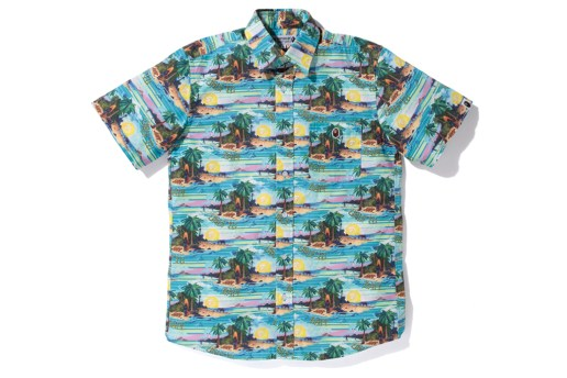 "A Bathing Ape x Undefeated 2012 Spring/Summer ""Hawaiian"" Collection"