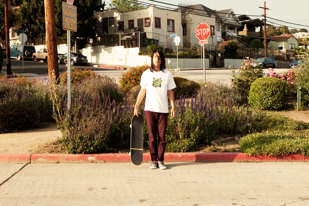 a bathing ape x undefeated 2012 springsummer lookbook