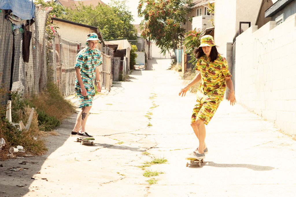 A Bathing Ape x Undefeated 2012 Spring/Summer Lookbook