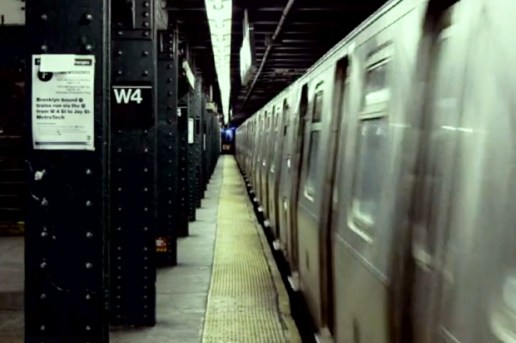 A Beautiful Rendition of the Morning Commute On New York's Subways