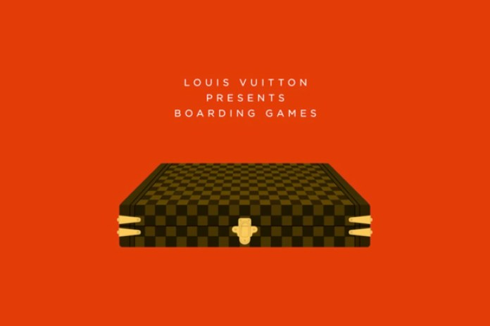 A Creative Look Inside a Louis Vuitton Game Case Video