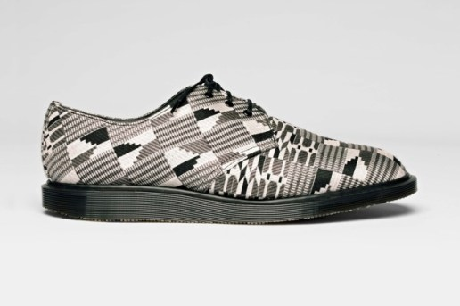 A. Sauvage x Dr. Martens 2012 Spring/Summer Footwear Collection