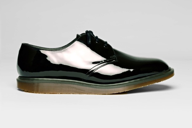 a sauvage x dr martens 2012 springsummer footwear collection