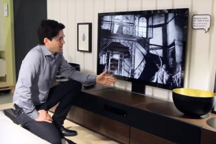 A Video Highlighting IKEA's First Ever TV