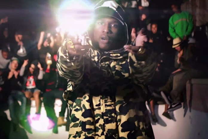 A$AP Rocky featuring ScHoolboy Q - Brand New Guy Video