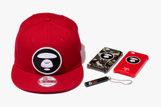 AAPE By A Bathing Ape Harajuku Store Opening Limited Boxset