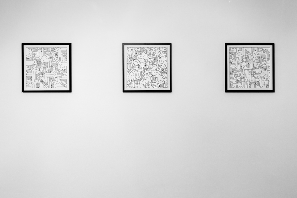 aaron de la cruz some thing else exhibition known gallery recap