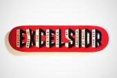 Ace Hotel x Shut Skateboards Excelsior Skate Deck