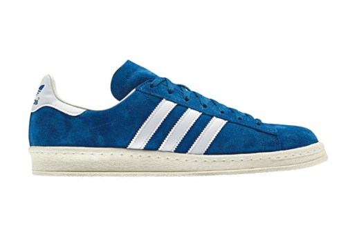 adidas Originals 2012 Fall/Winter Campus 80s Collection Series