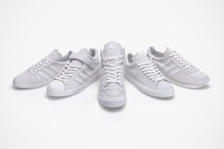 "adidas Consortium 2012 Spring/Summer ""Your Story"" Collection Second Drop Video"