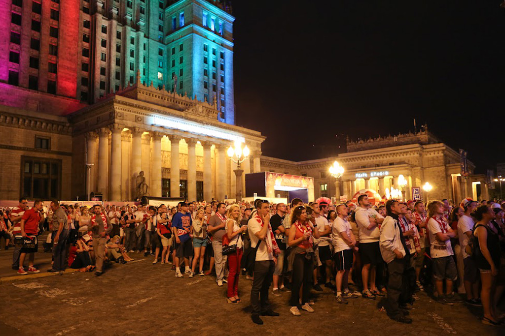 adidas Football x EURO 2012 @ Poland & Ukraine Recap