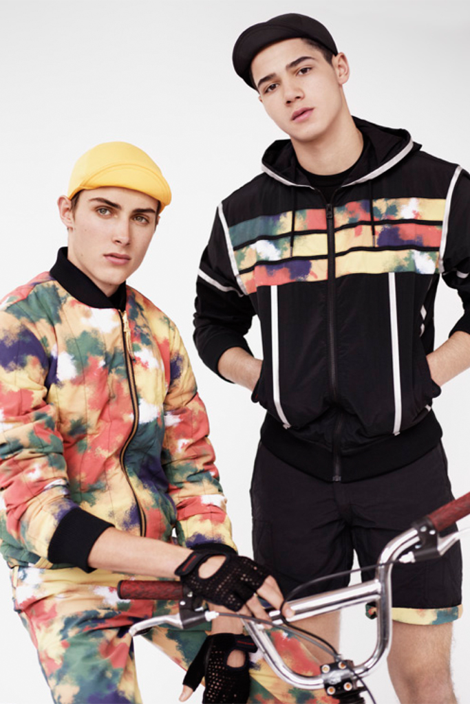 opening ceremony x adidas originals 2012 fall winter lookbook